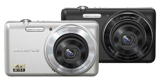 Olympus renouvelle sa gamme de compact avec le Smart VG-150
