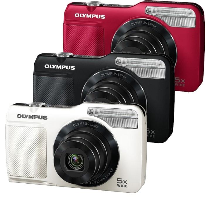 Olympus renouvelle sa gamme de compact avec le Smart VG-170