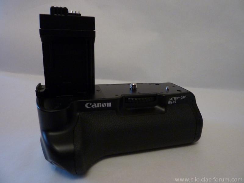 Pourquoi ajouter un grip ou batterie grip sur votre appareil photo reflex ?