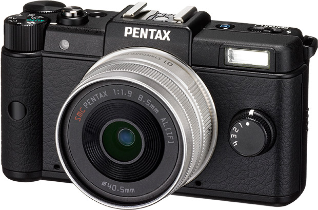 Pentax Q avec Pentax Standard Prime 8.5mm f/1.9 AL [IF]