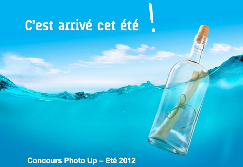 Concours photo été 2012 de Photo Up - C'est arrivé cet été...