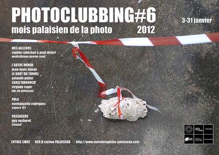 évènement photo Photoclubbing#6, Mois palaisien de la photo de Palaiseau par Photo-club de la MJC de Palaiseau