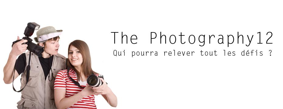 Les 4 sélectionnés du défi 4 pour la suite de Photography12 de Photographie Passion