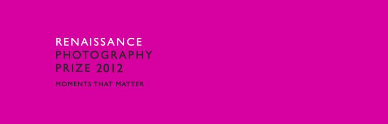 Concours photo Renaissance 2012 Renaissance Photography Prize