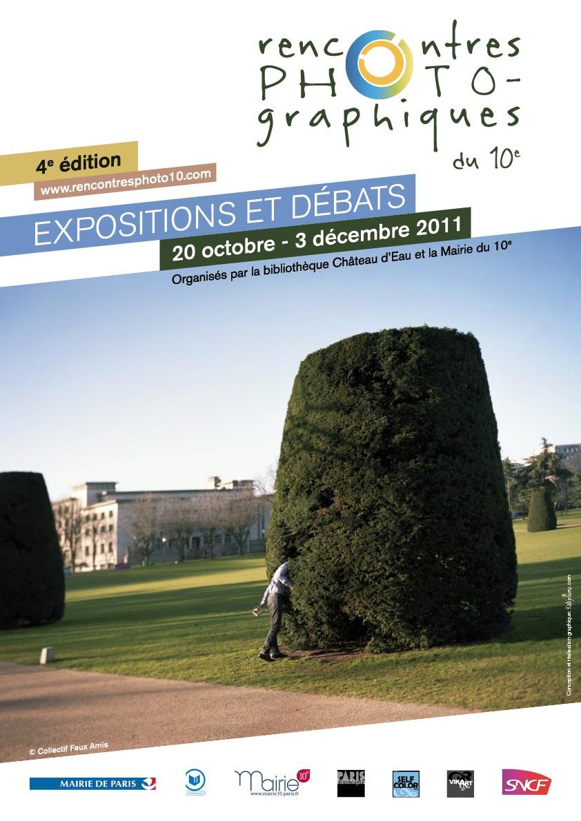 évènement photo 34ème Rencontres Photographiques du 10éme arrondissement de la ville de Paris
