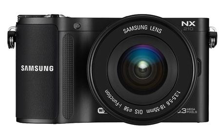 Samsung Smart Camera NX210