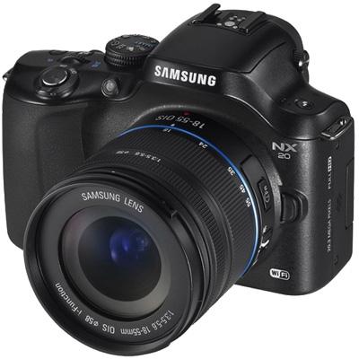 Samsung Smart Camera NX20