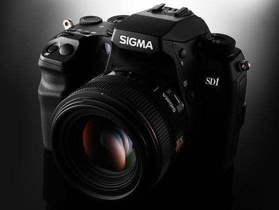 SD1 Merrill, le nouveau reflex de Sigma