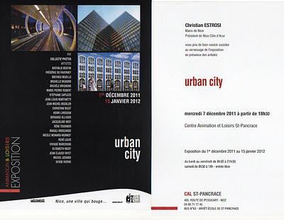 évènement photo Urban City du collectif photographique Photon de Nice