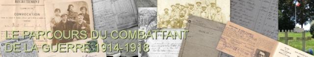 Le parcours du combattant de la guerre 1914-1918