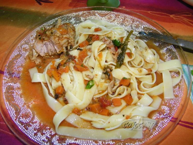 Osso bucco de dinde les petits plats dans les grands - Comment cuisiner osso bucco de dinde ...