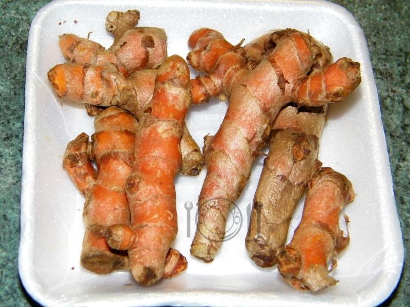 verrine carotte au curcuma