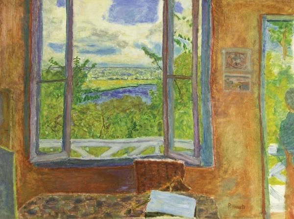 Pierre bonnard peinture page 3 for Fenetre qui fuit