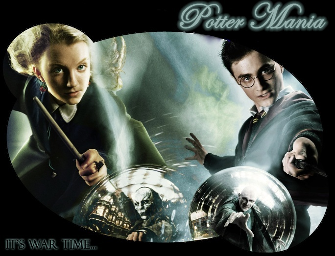 Potter Mania