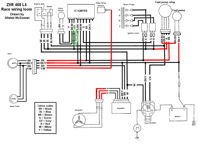 drz 400 wiring diagram with Kawasaki Zxr 400 L Wiring Diagram on Suzuki Lt 125 Carburetor Diagram as well 150 Outboard Fuses Furthermore Ford Edge 3 5 Water Pump Replacement as well Polaris Atv Wiring Diagrams Online likewise Drz400e Wiring Diagram furthermore Wiring Diagram For Toyota Cee 2001ignition.