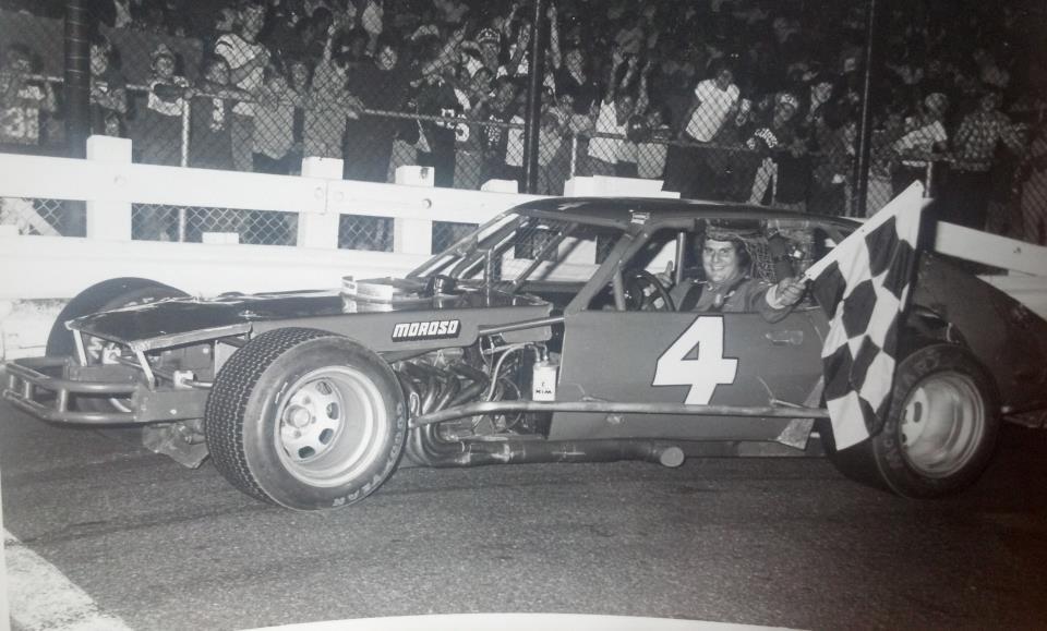 Gremlin Race Car Don Lajoie