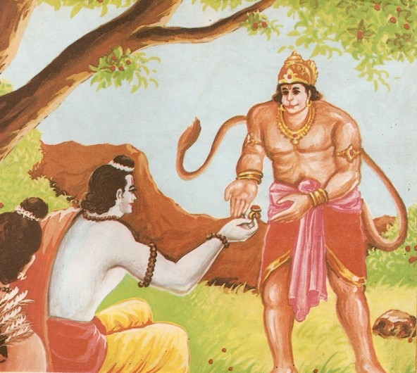 sugreeva and hanuman relationship