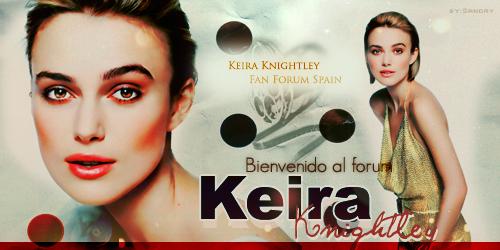 •°¤* Keira Knightley *¤°•