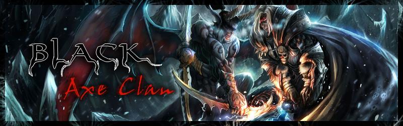 Black Axe Clan Guild Forums