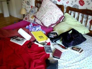 La Chambre cet été...  dans Le jardin des souvenirs 05410