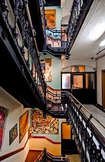 Chelsea Hotel à New York dans Voyage, voyage... 13007810