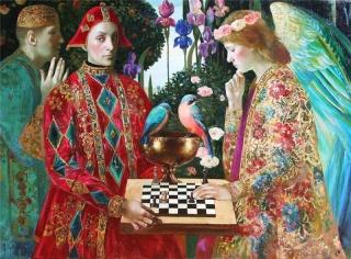 Olga Suvorava - Peintre dans Peinture 5d336010