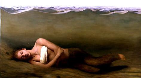 Bo Bartlett - Peintre dans Peinture jonah10