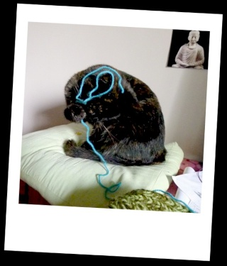 Tricoter avec un ange !  dans Message du jour ml10