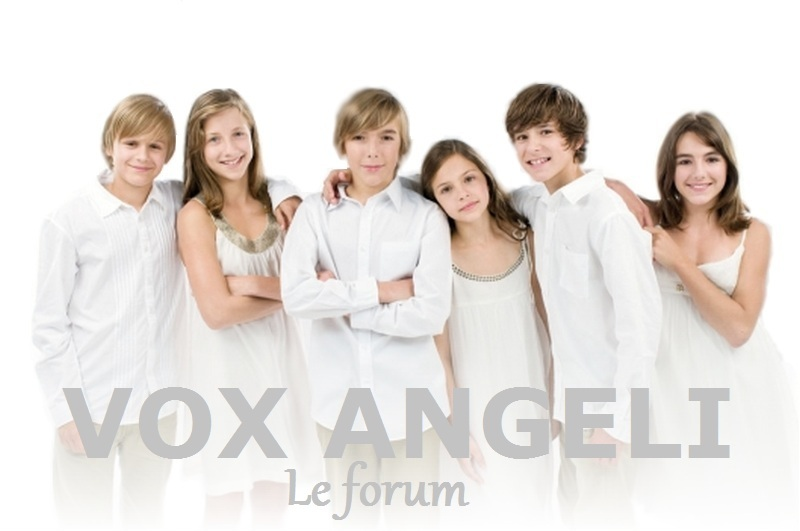 Forum sur Vox Angeli