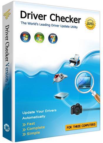 ������ Driver Checker 2.7.5