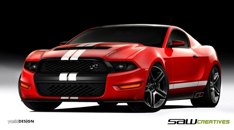 2014 Ford Mustang Car