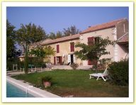 Masfontvert_location vacances en Provence