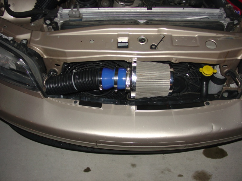 How To Make Your Own Aftermarket Cold Ram Air Intake