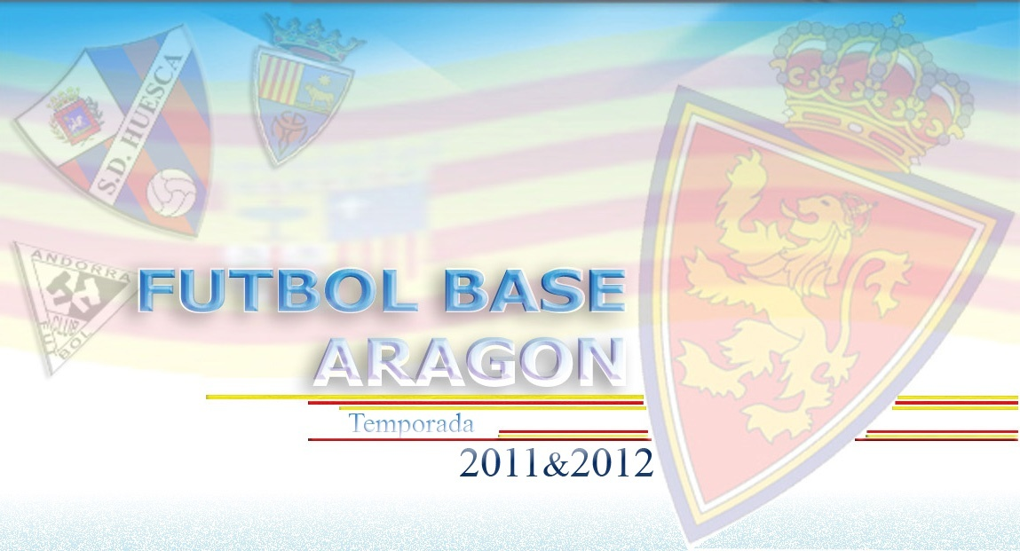 Fútbol Base Aragón