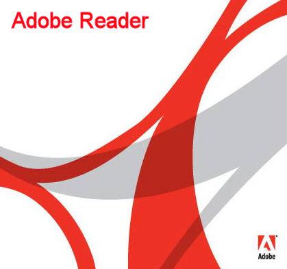 قراءة الكتب الالكترونية الغنى التعريف Adobe Reader 9.4.0