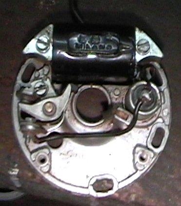 Allumage electronique motoculteur staub