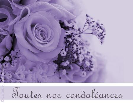 """Résultat de recherche d'images pour """"sinceres condoléances"""""""