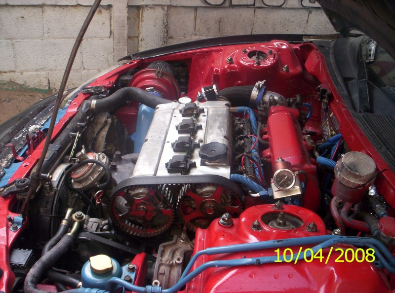 Lets See Your Clean And Shaved Engine Bay  - Page 7