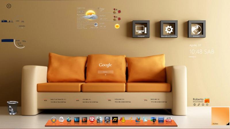 Sfondo Desktop Ufficio Sfondo Del Desktop Ufficio Foto Gratis Su