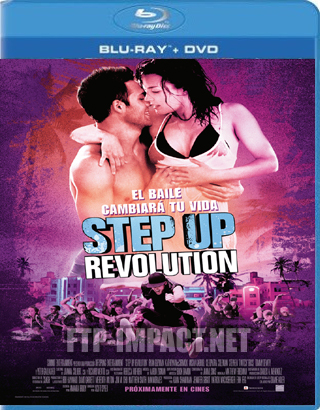 Step Up Revolution 2012 BluRay 720p 600MB Dual Audio ( Hindi – English ) ESubs MKV