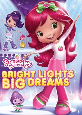 Strawberry.Shortcake.Bright.Lights.Big.Dreams.DVD-R.NTSC.R1.Latino 0