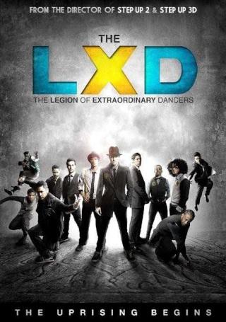 The.LXD.The.Uprising.Begins.DVD-R.NTSC.Latino 0