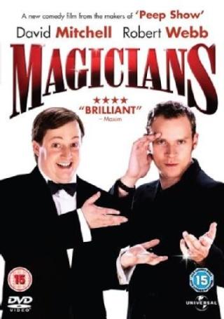 Magicians.DVD-R.NTSC.Latino 0