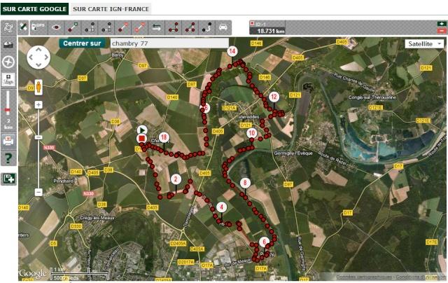 parcours Marne