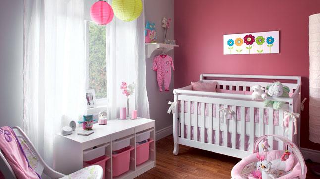 dcoration de chambre bb - Petite Chambre Bebe 2