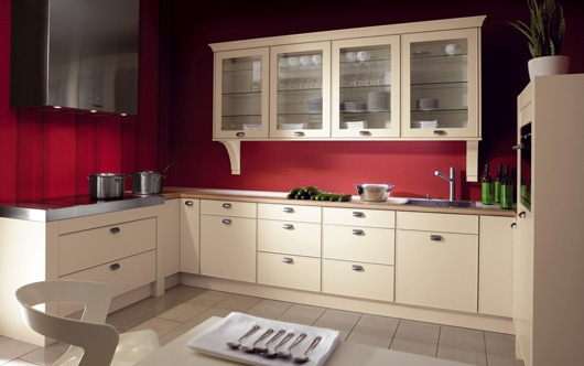 Besoin de conseils couleurs d co finiton maison neuve - Couleur mur pour cuisine blanche ...