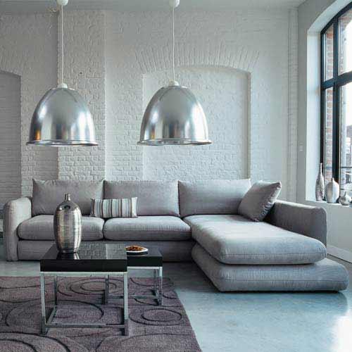 Tessychou [Pièce à vivre = 33m²] Style loft industriel