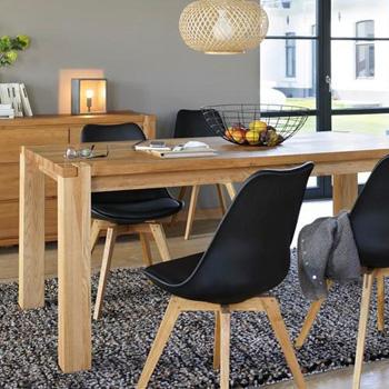 Relooking d 39 une grande pi ce cuisine salon salle manger page 1 - Table de salon chez fly ...