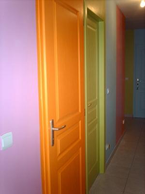 Couloir - Quelle couleur peindre un couloir ...