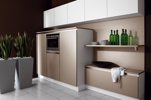 Besoin de conseils couleurs d co finiton maison neuve - Cuisine blanche mur taupe ...